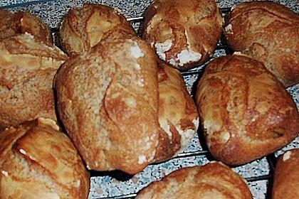 Roggenmischbrot mit Buttermilch TA 200 37