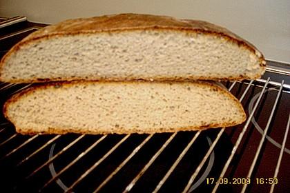 Roggenmischbrot mit Buttermilch TA 200 35