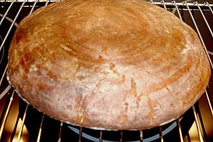 Roggenmischbrot mit Buttermilch TA 200 34