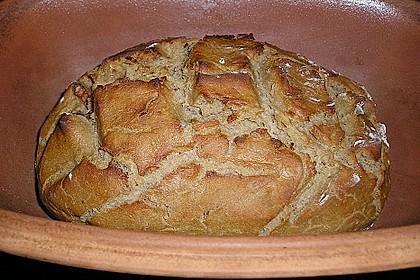 Roggenmischbrot mit Buttermilch TA 200 17