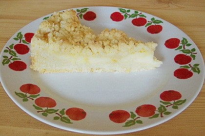 Streuselkuchen mit Pudding 6