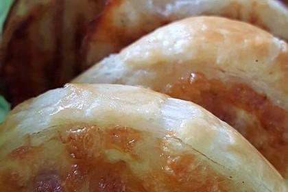 Blätterteig-Schinken-Käse-Stangen 165
