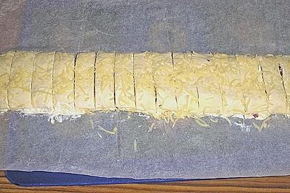 Blätterteig-Schinken-Käse-Stangen 105