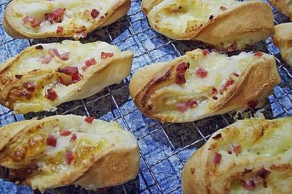 Blätterteig-Schinken-Käse-Stangen 54