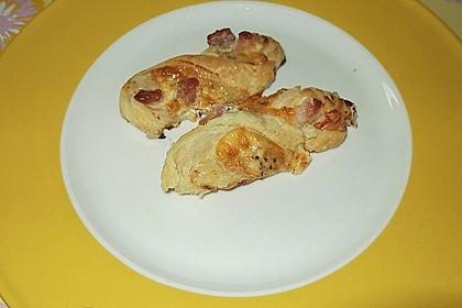 Blätterteig-Schinken-Käse-Stangen 154