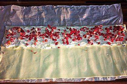Blätterteig-Schinken-Käse-Stangen 166