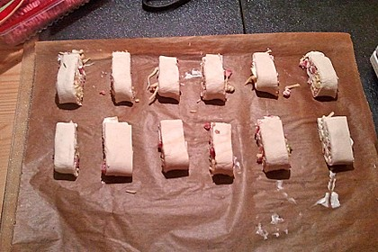 Blätterteig-Schinken-Käse-Stangen 193