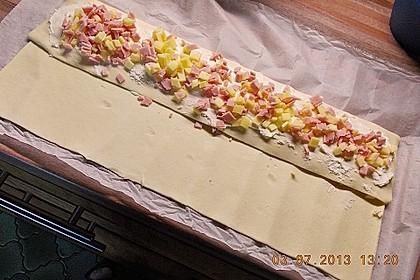 Blätterteig-Schinken-Käse-Stangen 159