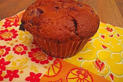 Kirsch - Joghurt - Muffins 1
