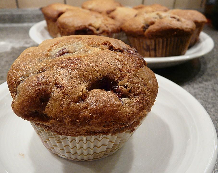 schoko kirsch joghurt muffins rezepte. Black Bedroom Furniture Sets. Home Design Ideas