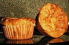 Kräuterbutter - Zwiebel - Muffins