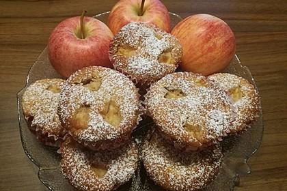 Apfel-Nussmuffins 5