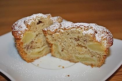 Apfel-Nussmuffins 7