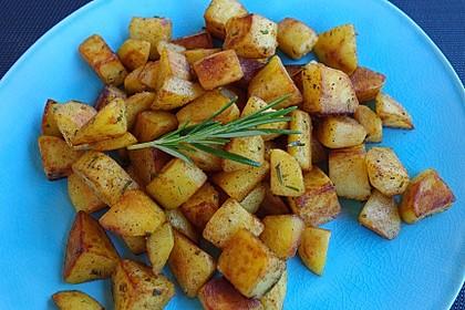 Bratkartoffeln nach mediterraner Art 3
