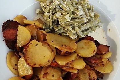 Bratkartoffeln nach mediterraner Art 8