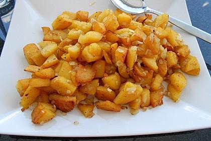 Bratkartoffeln nach mediterraner Art 1