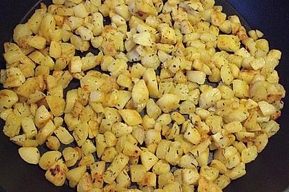 Bratkartoffeln nach mediterraner Art 25