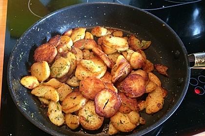 Bratkartoffeln nach mediterraner Art 23