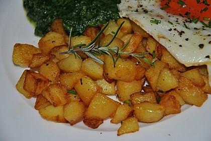 Bratkartoffeln nach mediterraner Art 4