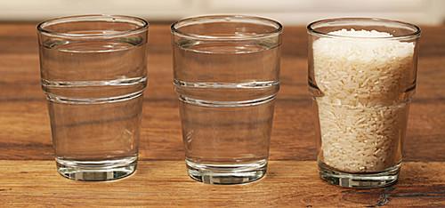 Schnell gewogen durchschnittswerte tipps tricks forum - Reis kochen tasse ...