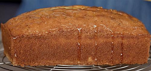 Kuchen Am Vortag Backen Wann Puderzuckerglasur Auftragen