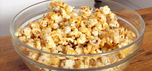 karamell popcorn von bakeclub official. Black Bedroom Furniture Sets. Home Design Ideas