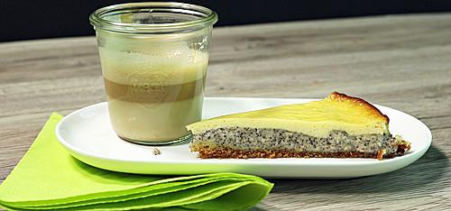 Mohnkuchen Mit Schmand Und Vanillepudding Von Tuller Chefkoch De