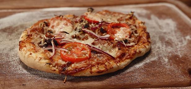 Pizza Vom Grill Von Yvonneschnecke Chefkoch