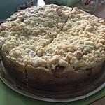 Patricias Pflaumenkuchen mit Streuseln