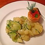 Kartoffel - Gurkensalat nach Oma Luise