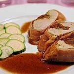 Gefüllte Schweinefilets mit Parmaschinken