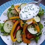 Salatdressing mit Buttermilch