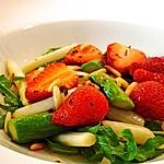 Spargel - Erdbeer - Salat