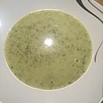 Schnelle Zucchinisuppe