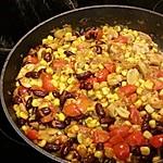 Schnelle Chili-Bohnen Pfanne in 10 Minuten