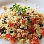 CousCous - Salat