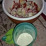 Joghurt-Buttermilch-Dressing