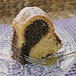 Laras Nutella - Marmorkuchen