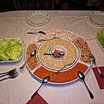 Asiatischer Fingerfood - Salat