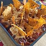 Zottels Chili con Carne-Auflauf