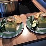 Zucchini - Creme - Suppe