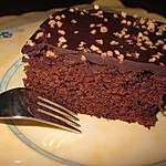 Schokoladen - Blechkuchen