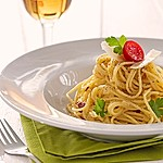 Koelkasts Spaghetti Carbonara