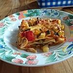 Zucchini - Lasagne ohne Fleisch